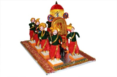Satish Stores Green, Red Decorative - 25 g