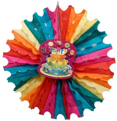 Madcaps The Partyshop Multicolor Wall Hanger - 80 g