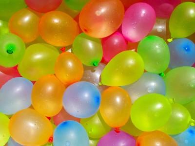 NXT GEN Multicolour Balloons - 500