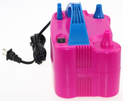 Skys&Ray Pink, Blue electric balloon pump - 1 g