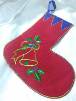 Decor Muse Christmas Stocking