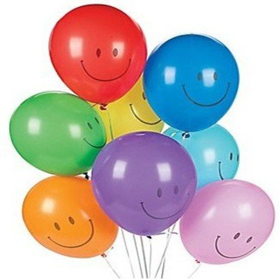 NXT GEN Multicolour Balloons - 25