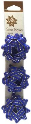 Rcube Blue Star Bow Flower - 3