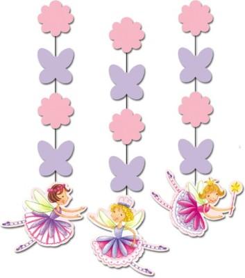 Creative Converting Multicolor Dangling Cutouts - 3 g