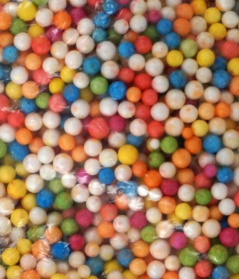 Manbhari Multicolor Thermocol - 30 g