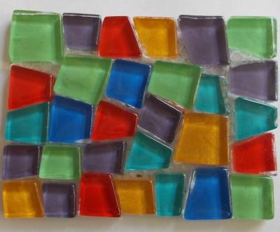 Sai Mosaic Art Multicolour Loose Mosaic Tiles - 200 g