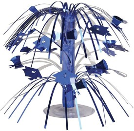 Beistle Blue Baby Toys - 1 g