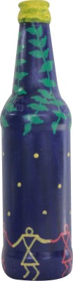 The Ethnic Story TESPAIDECGLBOTWA Decorative Bottle(Pack of 1)