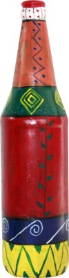 The Ethnic Story TESPAIDECGLBOT Decorative Bottle(Pack of 1)