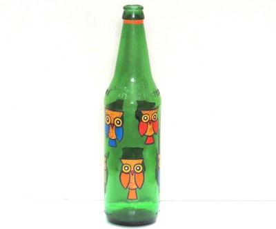 SCRAPSHALA 022 Decorative Bottle(Pack of 1)