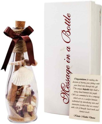 Khatte Meethe Desires K1 Decorative Bottle(Pack of 1)