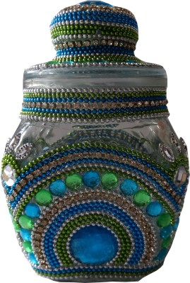 Darvesh 0420 Decorative Bottle(Pack of 1)