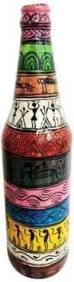 Toygully Hand Painted Decorative Bottle