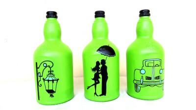 Scrapshala 008 Decorative Bottle