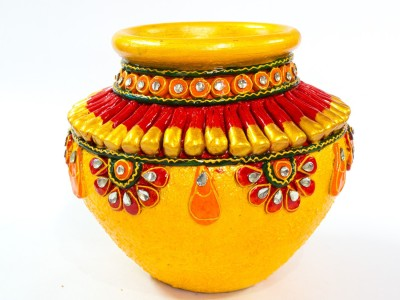 Roop Rachana Creations RR010 Decorative Bottle(Pack of 1)