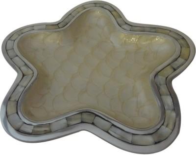 The Divine Luxury Aluminium Decorative Platter