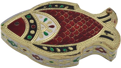 Jalaram Shopping Centre Stainless Steel Decorative Platter