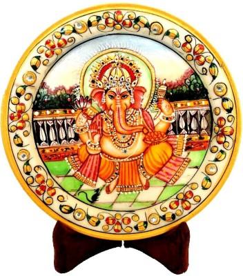 Happy craft Stoneware Decorative Platter