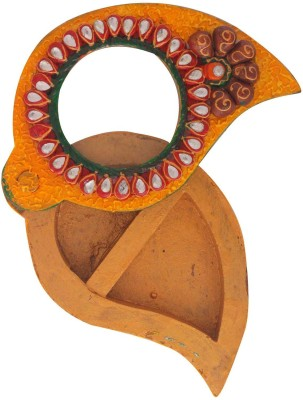 Halowishes Kundan Work Chopra Showpiece - 3 cm