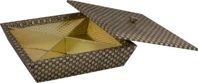 Happy Craft Wooden, Plastic Decorative Platter