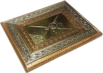 AURUM Acrylic 4C Wooden, Aluminium Decorative Platter