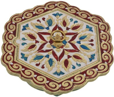 Jalaram Shopping Centre Microfibre Decorative Platter