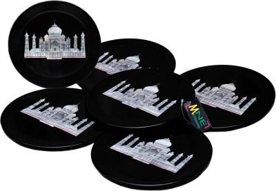 MNE MNE-CDPF-001 Stoneware Decorative Platter