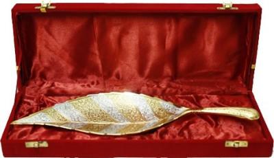 FS Brass FS-Brass12 Brass Decorative Platter