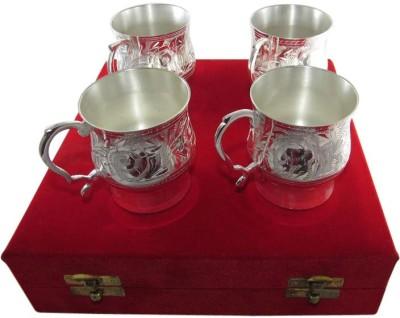 GoldGiftIdeas GGIGS - 108 Silver Mug
