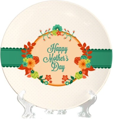 Giftsmate Happy Mothers Day Ceramic Decorative Platter
