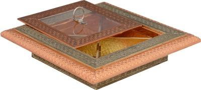 Happy Craft Wooden Decorative Platter