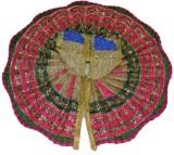 KK Creations Laddu Gopal Dress (Terracot...