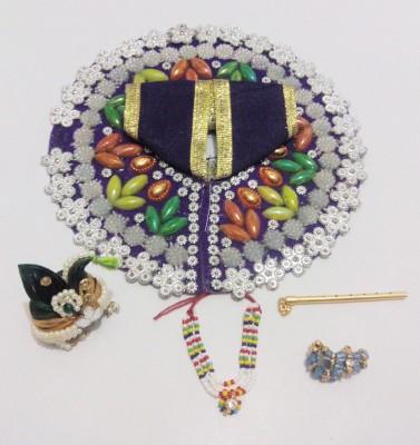 Mahashringar Laddu Gopal size(2) Dress