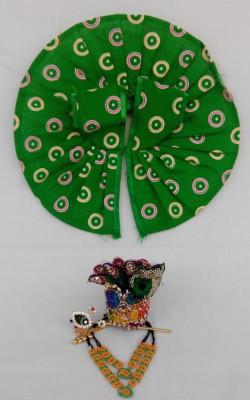 Mahashringar Laddu Gopal (size4,3 ) Dress