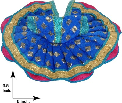 Niranjana Urban Life Krishna Dress(Cotton)