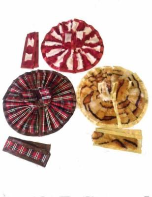 NG Handicrafts Laddu Gopal Dress(Feather, Cotton)