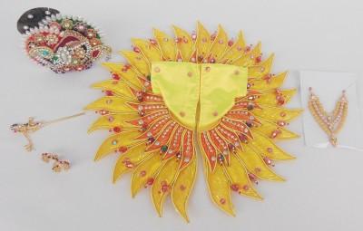 Mahashringar Laddu Gopal (size 3,4) Dress