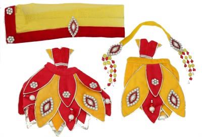 Divyshringar Radha, Krishna Dress(Cotton)