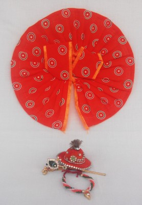 Mahashringar Laddu Gopal(size 4,3) Dress