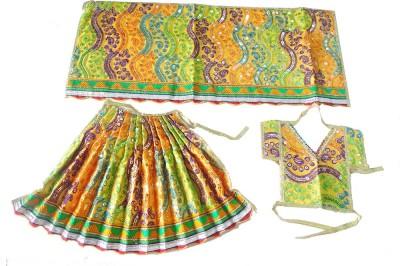 Kanha poshak Durga/ Lakshmi Dress