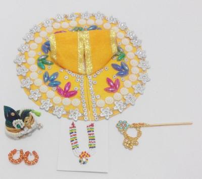 Mahashringar Laddu Gopal (size2) Dress