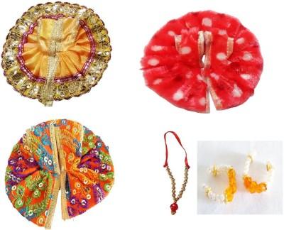 Kanha poshak laddu gopal Dress