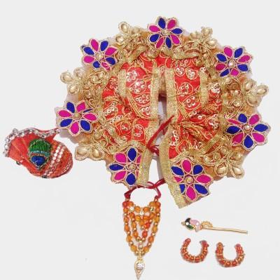 Mahashringar Laddu Gopal size(0 and 1) Dress