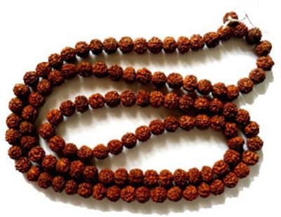Nayra rudraksha mala Deity Ornament(shiv)