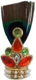 CraftEra Mukut (Crown) Deity Ornament (K...