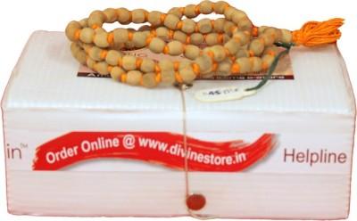 Divine Store Safed Chandan Mala Deity Ornament