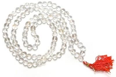 Astrodidi Sphatik (Crystal) Mala Deity Ornament(Maa Lakshmi)