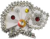 CraftEra Mukut (Crown) Deity Ornament (L...