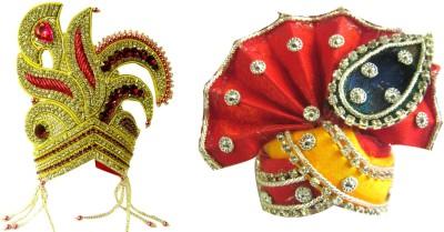 SRKV Mukut, Pagdi Deity Ornament