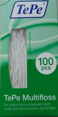 TePe Sweden Multi Floss 100 pcs - Neutral